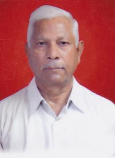 श्री. सुधीर रामभाऊ पाटील(सदस्य)