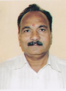 श्री. श्रीकांत ओंकारराव पागृत (सहसचिव)