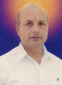 श्री. प्रा. प्रभाकर सुखदेवराव पाटील (उपाध्यक्ष)